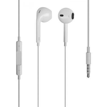 Escom Escom Apple iPhone 5/5S/6/6S Aux Girişli Mikrofonlu Kulaklık Renkli
